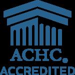 ACHC Accredited Logo White Background